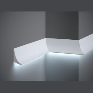 Lichtleisten Led Indirekte Beleuchtung Bad und küche Decke ...