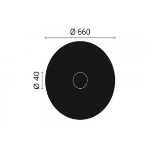 Rosette R11 NMC ø 66 cm