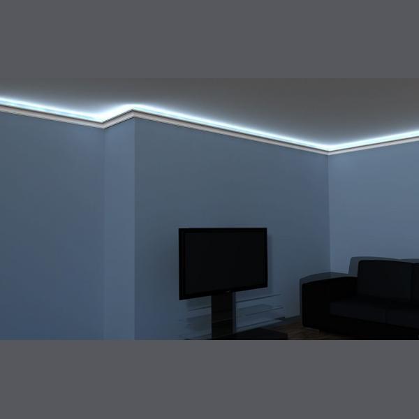LED Leiste LO-20A - Höhe 8 cm