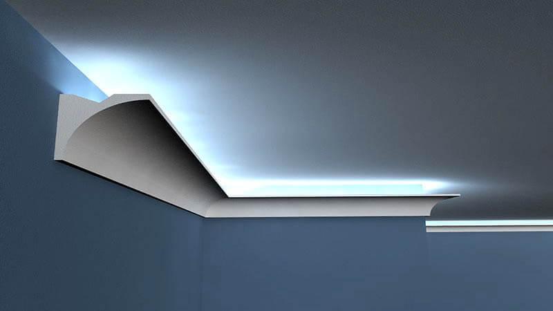 Indirekte Beleuchtung Decke Selber Bauen Trockenbau ...