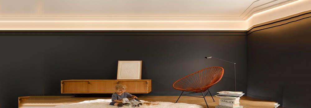 indirekte beleuchtung wand schlafzimmer selber bauen (1)