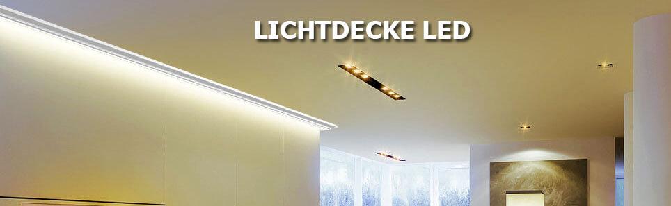 lichtdecke led