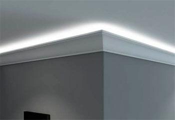 LED WANDBELEUCHTUNG INNEN modern