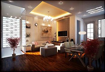 Wandbeleuchtung Wohnzimmer led