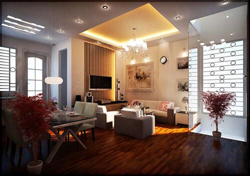 led wandbeleuchtung wohnzimmer