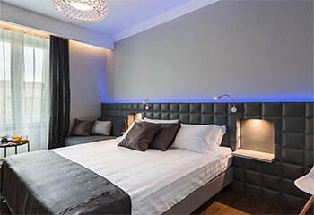 wandbeleuchtung fur schlafzimmer