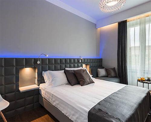 Wandbeleuchtung schlafzimmer